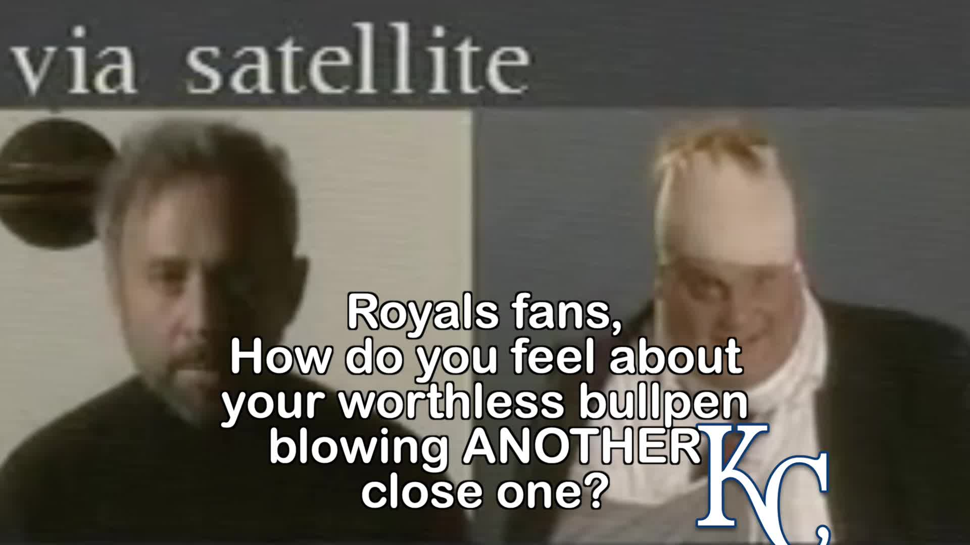 Angry Royals Fans GIFs