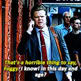 Watch and share Foggy Nelson GIFs and Daredevil GIFs on Gfycat