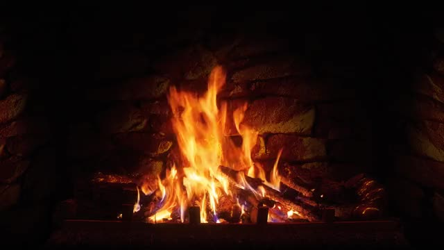 Watch and share Christmas Fireplace GIFs and Fireplace No Music GIFs on Gfycat