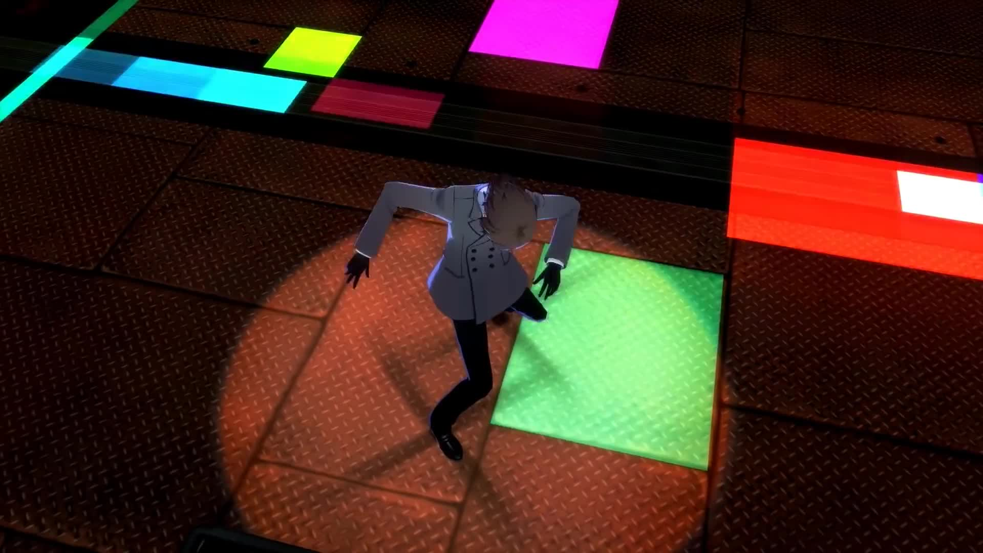 Persona 5 Dancing All Night Gifs Search | Search & Share on