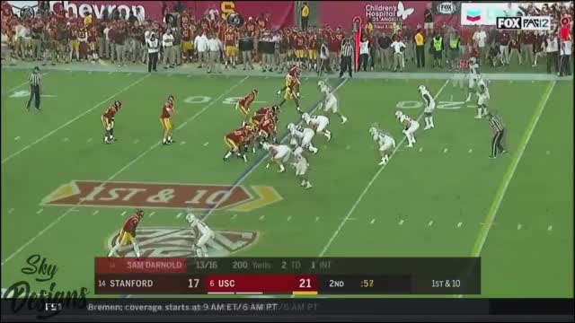 Watch and share Sam Darnold Heisman GIFs and Sam Darnold Usc GIFs on Gfycat