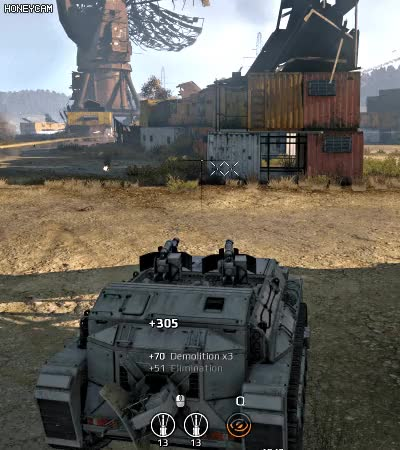Watch and share Crossout GIFs by K903 on Gfycat