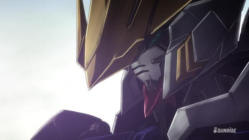 anime, animegifs, Gundam Barbatos GIFs