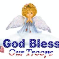 Watch and share God Bless Our Troops GIFs on Gfycat