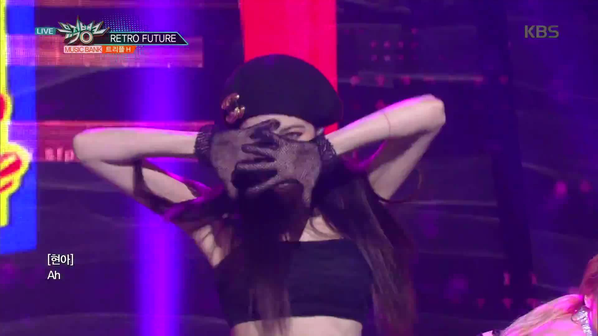 Vừa công khai hẹn hò, HyunA và E'Dawn đã khiến dân tình náo loạn khi tình bể bình trên sân khấu