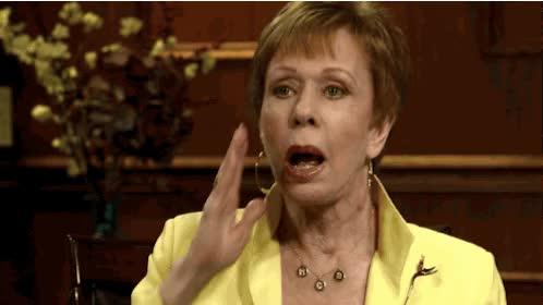 Watch Carol Burnett GIF on Gfycat. Discover more related GIFs on Gfycat