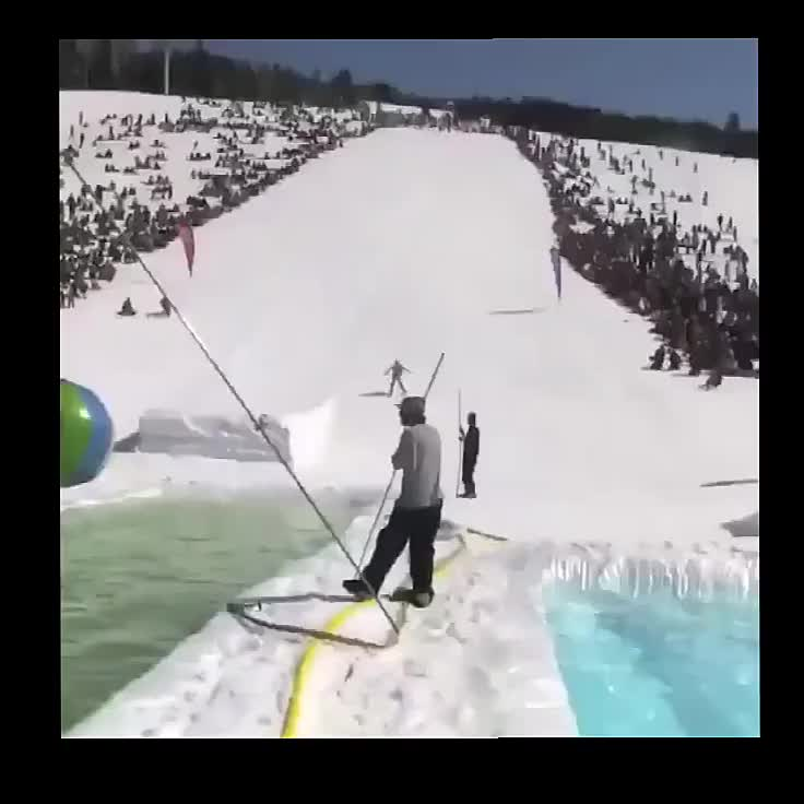 HMF While I Go Snow Skiing Across Water Reddit