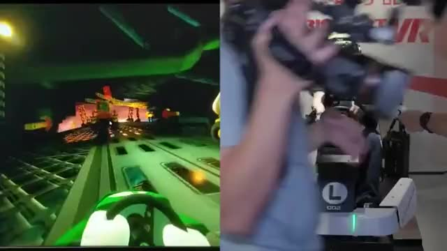 Watch and share Mario Kart VR GIFs on Gfycat