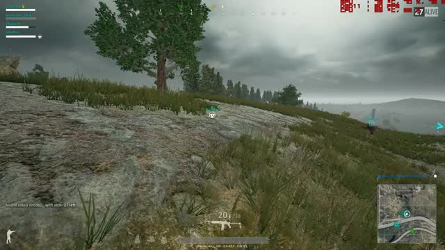 Watch and share Vlc-record-2017-09-28-19h18m27s-PLAYERUNKNOWN GIFs on Gfycat