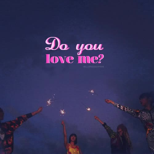 Watch DO YOU LOVE ME - 2NE1 (LYRICS + MV) GIF on Gfycat. Discover more related GIFs on Gfycat