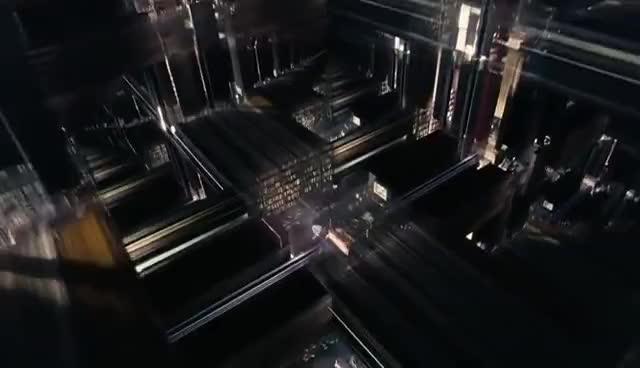 interstellar, Interstellar - Quantifiable Connection Scene 1080p HD GIFs