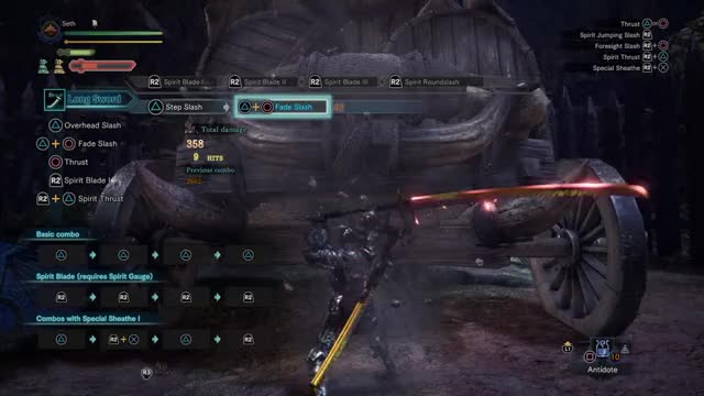 Watch and share Monster Hunter World Iceborne 20190906181158 GIFs by Seth Lowery on Gfycat