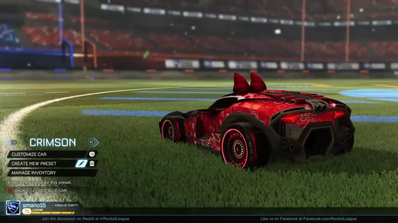 RocketLeagueExchange, Crimson Spiralis GIFs