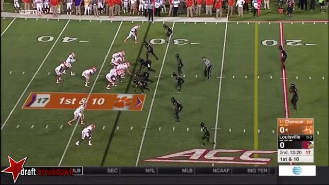 Watch and share Deshaun Watson (Clemson QB) Vs Louisville 2015 GIFs on Gfycat