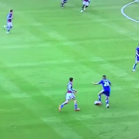 Watch Mahrez turn vs Stoke. (reddit) GIF by Minieri (@minieri) on Gfycat. Discover more madtekkers, soccer GIFs on Gfycat