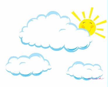 Watch and share Sunny Day Animated Clipart GIFs on Gfycat