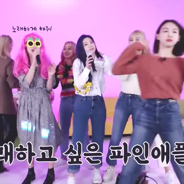 Watch and share TWICE REALITY TIME TO TWICE  - Noraebang Battle EP.01 GIFs by twiiiices on Gfycat