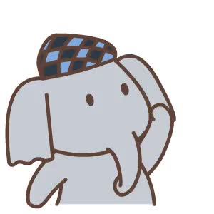 Watch Cartoon elephant instant messenger emoticons GIF on Gfycat. Discover more animated, elephant emoji, elephant emoticons, sticker, transparent GIFs on Gfycat