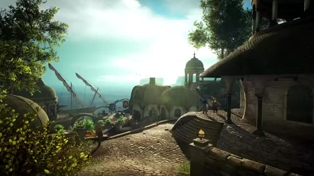 Watch and share Eastshade Official Trailer 1.1 1 GIFs by Pickled Sea Cat on Gfycat