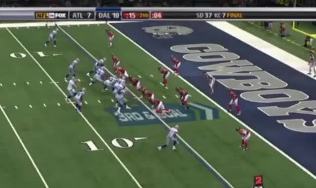 Watch and share 15 Romo Scramble Falcons GIFs by Dan Rogers on Gfycat