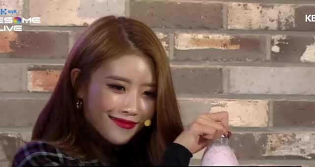 Watch this drinking GIF by Hyosung (@hyosung) on Gfycat. Discover more awesome live, drinking, kpop, lovelyz, mijoo, myk GIFs on Gfycat