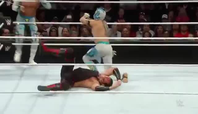 Watch and share The Lucha Dragons GIFs and The Ascension GIFs on Gfycat