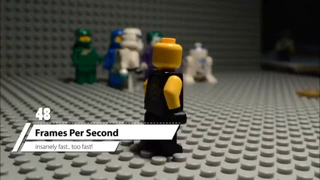 Watch and share Guide To Lego Stop Motion GIFs on Gfycat