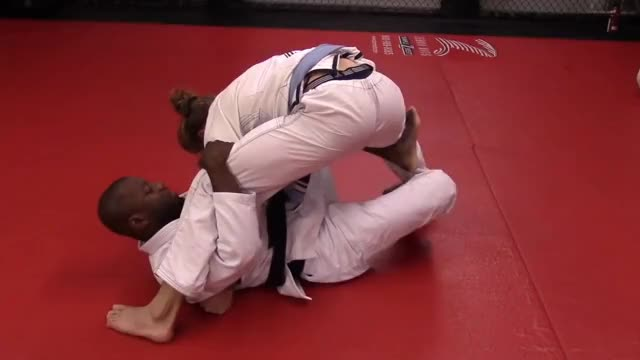 Watch BUTTERFLY GUARD: Sweep, Fail Sweep, Reverse X-Guard and Shoulder Throw with Professor Semerzier GIF on Gfycat. Discover more bjj GIFs on Gfycat