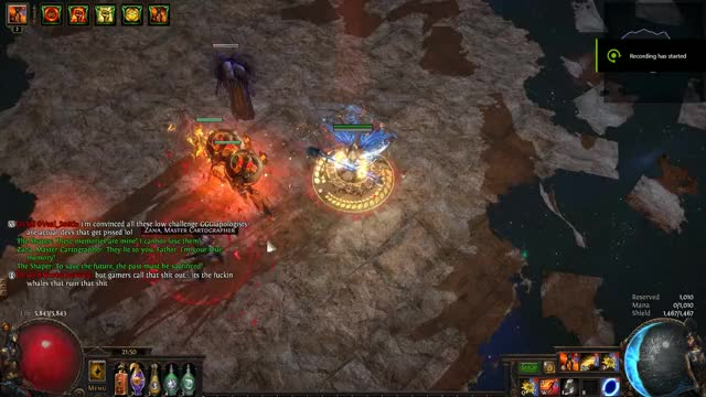 Watch Shaper 3rd Phase vs Lvl 30 Purifying Flame GIF on Gfycat. Discover more pathofexile GIFs on Gfycat