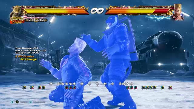 Watch 2018 09 26 16 27 49-clp GIF on Gfycat. Discover more King, RDC, tekken GIFs on Gfycat