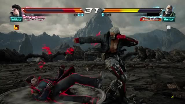 Watch and share Tekken 7 GIFs by lupiv95 on Gfycat