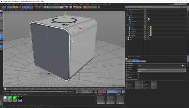 Watch and share CubeThing (Cinema 4D Tutorial) GIFs on Gfycat