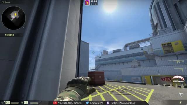 Watch and share Nuke Outside T Smoke GIFs on Gfycat