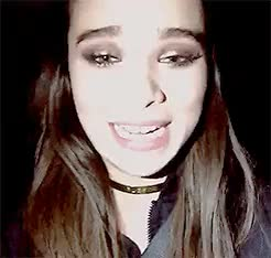 Watch and share Hailee Steinfeld GIFs and Shes So Cute GIFs on Gfycat