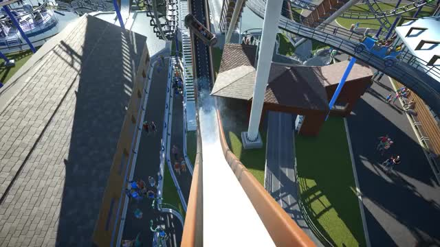 Watch and share Planet Coaster 2019.01.31 - 20.15.00.01 Trim GIFs on Gfycat