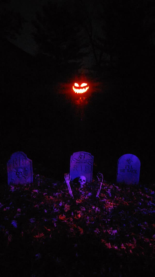 Watch and share Halloween Decorations 2017 GIFs by spidon on Gfycat