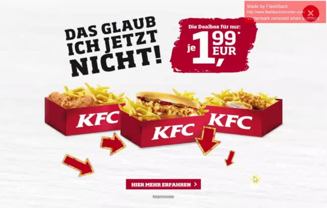 Watch KFC Ad GIF by Viktor Svedin (@viktorsvedin) on Gfycat. Discover more related GIFs on Gfycat