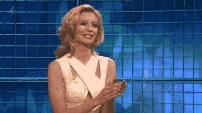 RachelRiley, reactiongif, Rachel Riley Clap GIFs