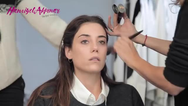 Watch ❤ Cansu Dere - Makeup ❤ GIF on Gfycat. Discover more related GIFs on Gfycat