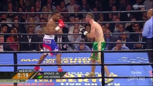 Watch Chris Van Heerden taunts, Errol Spence jabs GIF by Tom_Cody (@tomcody) on Gfycat. Discover more Boxing, Chris Van Heerden, Errol Spence, Errol Spence Jr. GIFs on Gfycat