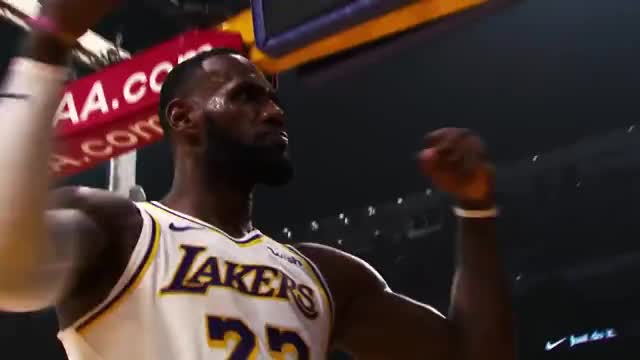 Watch and share Lebron James GIFs and Basketball GIFs on Gfycat