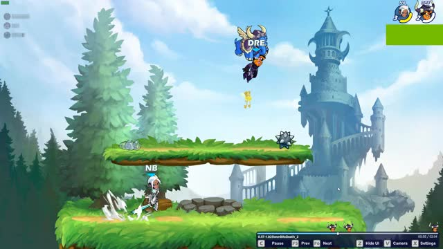 Watch and share Brawlhalla GIFs by leafy on Gfycat