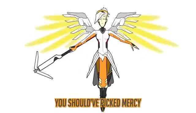 Watch and share OVERWATCH: No Mercy - The Living Tombstone GIFs on Gfycat