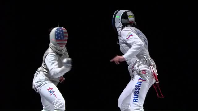Watch and share Fencing GIFs by kaeedo on Gfycat