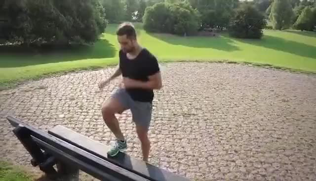 Watch and share Outdoor Workout GIFs on Gfycat