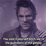 gifs, gotg, gotgedit, guardians of the galaxy, marvel, marveledit, marvelmeme, mine, peter quill, star-lord, marvel meme - male characters[1|2] - peter quill (star-lord) GIFs
