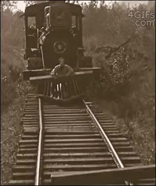 Watch and share Railroad GIFs on Gfycat