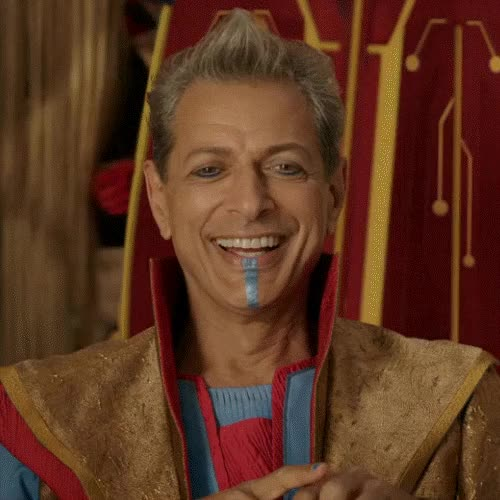 Watch and share Jeff Goldblum GIFs and Grandmaster GIFs by Reactions on Gfycat