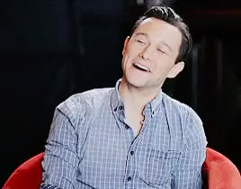 Watch this joseph gordon levitt GIF on Gfycat. Discover more *, entertainment weekly, ew, gif, interview, jgl, jglgif, joseph gordon levitt, joseph gordon-levitt, lightbulb GIFs on Gfycat