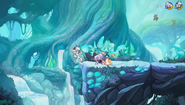 Watch and share Brawlhalla GIFs by Kerem on Gfycat